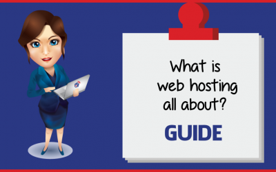 What is web hosting all about?