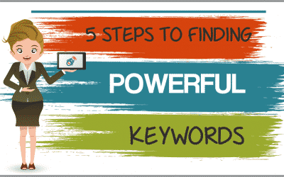 5 Steps to Finding Powerful Keywords