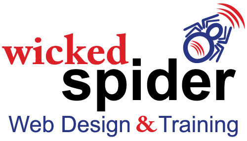 Wicked Spider -Web Design And Training