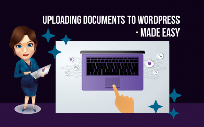 Uploading Documents in WordPress