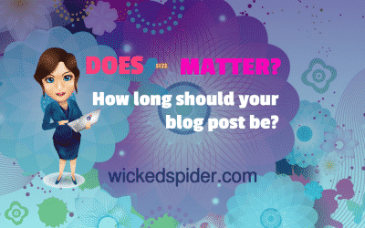 How long should my blog post be?