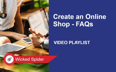 Create an Online Shop FAQs